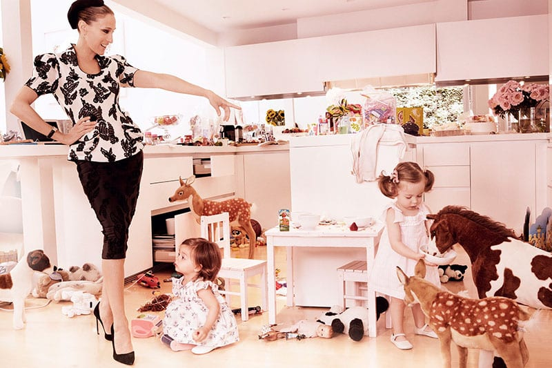 The Multi-Tasking Mum – Could That Be You?