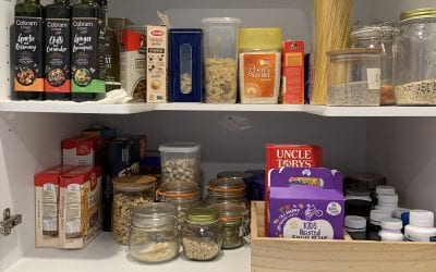Does Your Pantry Need a Makeover?