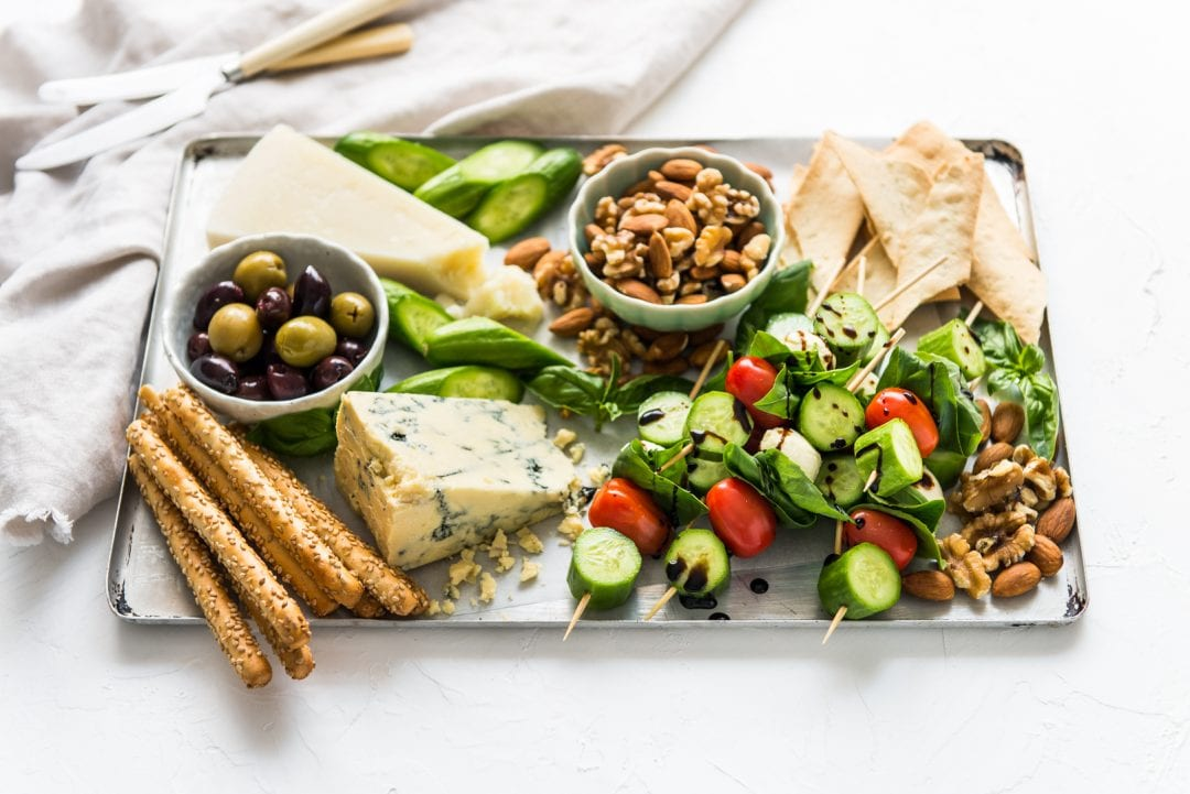 The Ultimate In Delicious (And Healthy) Platters This Party Season