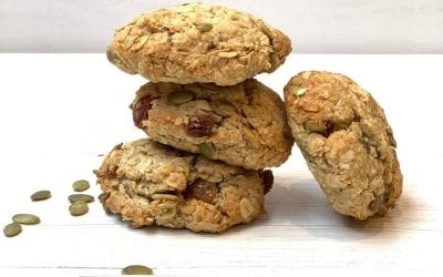 Kid- Approved Muesli Cookies