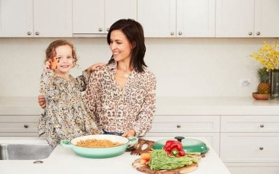 How Your Eating Habits Affect Your Kids