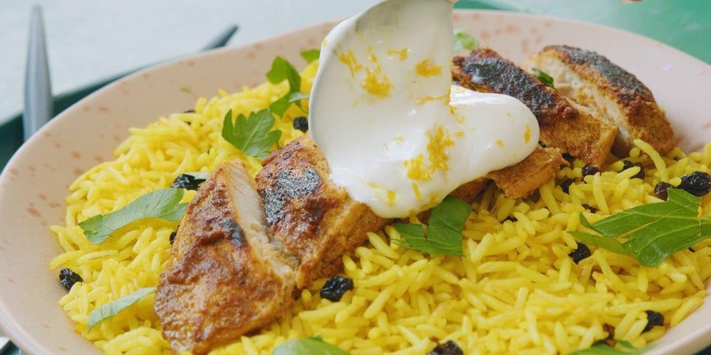 Healthy Tandoori Chicken